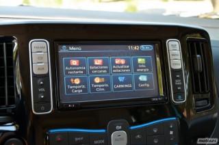 Nissan e-NV200, presentación Foto 49