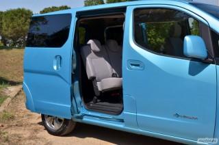 Nissan e-NV200, presentación Foto 53