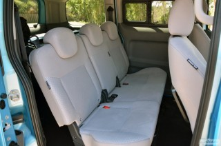 Nissan e-NV200, presentación Foto 56