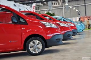Nissan e-NV200, presentación Foto 63