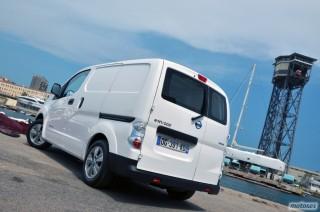 Nissan e-NV200, presentación Foto 81