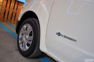 Nissan e-NV200, presentación Foto 86
