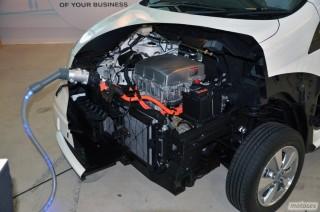 Nissan e-NV200, presentación Foto 92