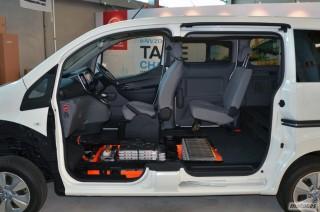 Nissan e-NV200, presentación Foto 93