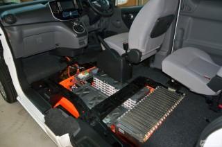 Nissan e-NV200, presentación Foto 94