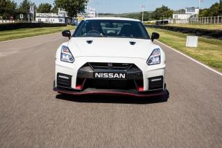 Foto 1 - Fotos Nissan en el Circuito de Goodwood