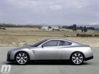 Foto 1 - Nissan GT-R prototipos de 2001 y 2005