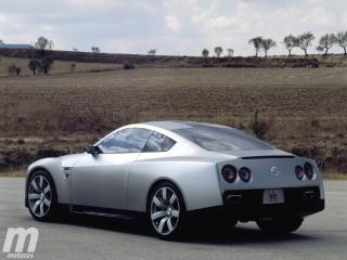 Foto 3 - Nissan GT-R prototipos de 2001 y 2005