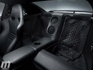 Nissan GTR R35 SPEC-V 2010, debut de la nueva versión Foto 7