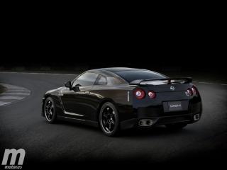 Nissan GTR R35 SPEC-V 2010, debut de la nueva versión Foto 14
