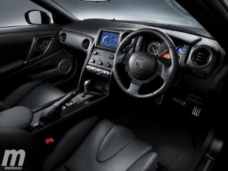 Nissan GTR R35 SPEC-V 2010, debut de la nueva versión Foto 17