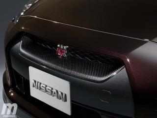 Nissan GTR R35 SPEC-V 2010, debut de la nueva versión Foto 19