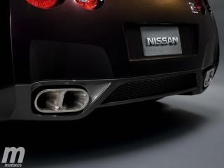 Nissan GTR R35 SPEC-V 2010, debut de la nueva versión Foto 22