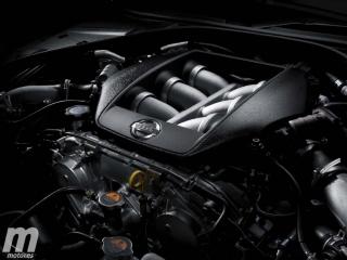 Nissan GTR R35 SPEC-V 2010, debut de la nueva versión Foto 24
