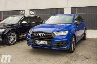 Nueva gama S de Audi Foto 12