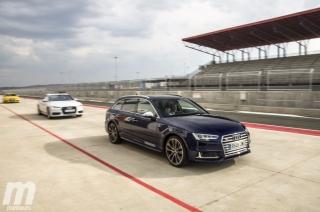 Nueva gama S de Audi Foto 24
