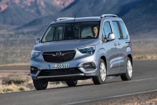 Opel Combo Life 2018 Foto 9