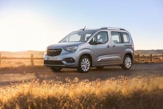 Opel Combo Life 2018 Foto 13