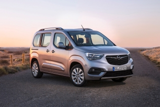 Opel Combo Life 2018 Foto 19