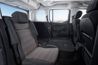 Opel Combo Life 2018 Foto 31