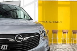 Opel Combo Life 2018 Foto 40