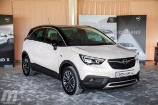 Foto 1 - Opel Crossland X (Presentación estática)