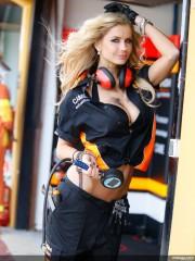 Paddock girls: Gran Premio Valencia, Cheste