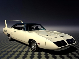 Foto 1 - Fotos Plymouth Road Runner Superbird 1970