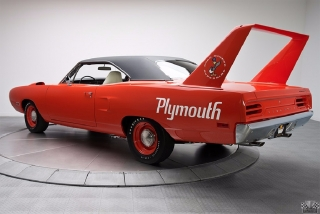 Foto 2 - Fotos Plymouth Road Runner Superbird 1970