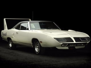 Fotos Plymouth Road Runner Superbird 1970 Foto 4