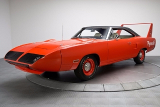 Fotos Plymouth Road Runner Superbird 1970 Foto 7
