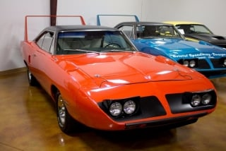 Fotos Plymouth Road Runner Superbird 1970 Foto 12