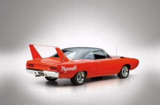 Fotos Plymouth Road Runner Superbird 1970 Foto 15