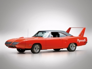 Fotos Plymouth Road Runner Superbird 1970 Foto 16
