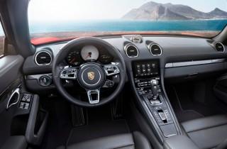 Porsche 718 Boxster  - Miniatura 30