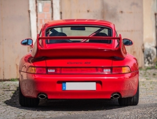 Foto 2 - Porsche 911 Carrera RS Clubsport (993) de 1995