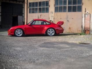 Porsche 911 Carrera RS Clubsport (993) de 1995 Foto 5