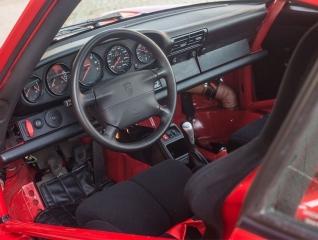 Porsche 911 Carrera RS Clubsport (993) de 1995 Foto 6