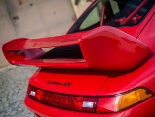 Porsche 911 Carrera RS Clubsport (993) de 1995 Foto 8