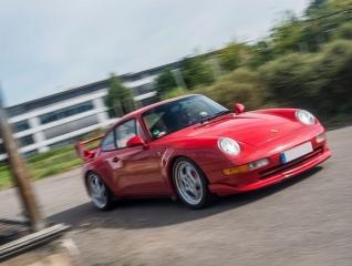 Porsche 911 Carrera RS Clubsport (993) de 1995 Foto 12