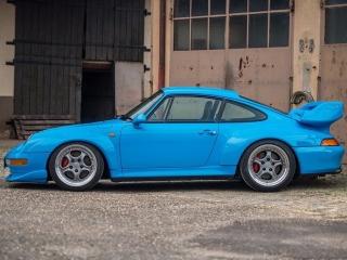Porsche 911 GT2 (993) de 1995 Foto 5