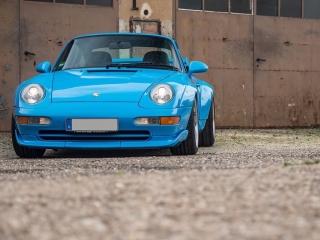 Porsche 911 GT2 (993) de 1995 Foto 6