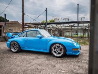 Porsche 911 GT2 (993) de 1995 Foto 11