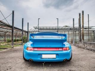 Porsche 911 GT2 (993) de 1995 Foto 12
