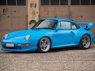 Porsche 911 GT2 (993) de 1995 Foto 13