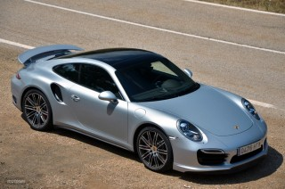 Porsche 911 Turbo, prueba Foto 1