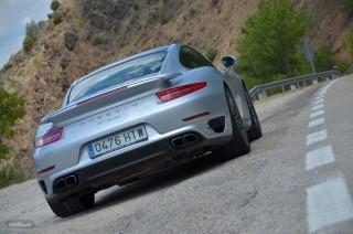 Porsche 911 Turbo, prueba Foto 2