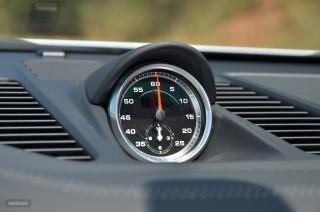 Porsche 911 Turbo, prueba Foto 5
