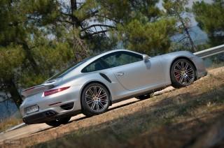 Porsche 911 Turbo, prueba Foto 7