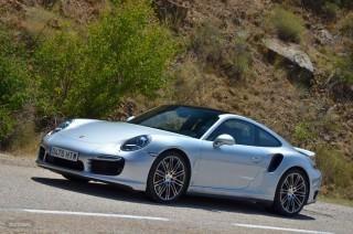 Porsche 911 Turbo, prueba Foto 8